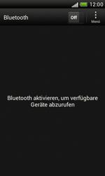 HTC Desire X - Bluetooth - Verbinden von Geräten - Schritt 5