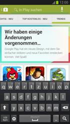 Samsung Galaxy S III - OS 4-1 JB - Apps - Herunterladen - 13 / 20