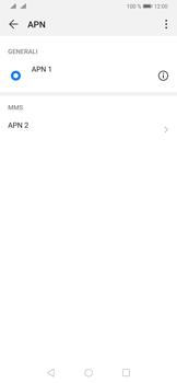 Huawei P30 - MMS - Configurazione manuale - Fase 14