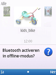 Nokia 6700 slide - contacten, foto