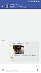 HTC U Play - Contact, Appels, SMS/MMS - Envoyer un MMS - Étape 22