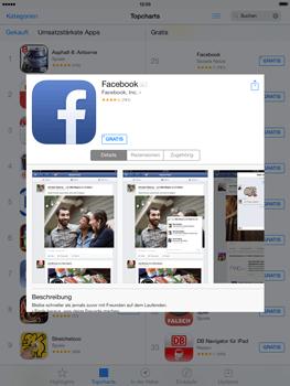 Apple iPad mini iOS 7 - Apps - Einrichten des App Stores - Schritt 5