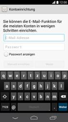 Huawei Ascend P6 LTE - E-Mail - Konto einrichten (yahoo) - 6 / 12