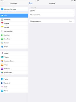 Apple iPad Pro 12.9 inch (Model A1671) - E-mail - Instellingen KPNMail controleren - Stap 6