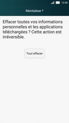 Huawei Y5 - Téléphone mobile - Réinitialisation de la configuration d