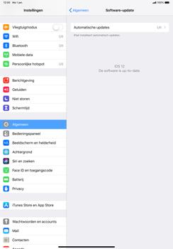 Apple ipad-pro-11-inch-2018-model-a1934 - Software updaten - Update installeren - Stap 6