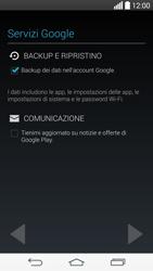 LG G3 - Applicazioni - Configurazione del negozio applicazioni - Fase 13