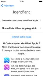Apple iPhone 5 (iOS 8) - Premiers pas - Créer un compte - Étape 13