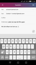 Huawei Huawei Y5 II - E-mail - E-mails verzenden - Stap 10