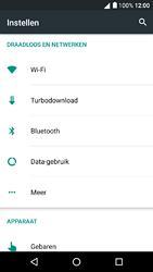 Alcatel A3 - internet - mobiele data managen - stap 4