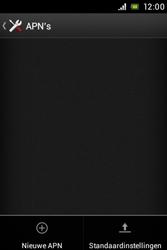 Sony C1505 Xperia E - Internet - handmatig instellen - Stap 10