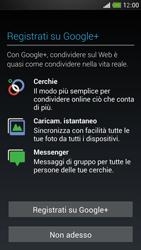 HTC One Mini - Applicazioni - Configurazione del negozio applicazioni - Fase 16