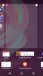 Sony Xperia XA - Operazioni iniziali - Installazione di widget e applicazioni nella schermata iniziale - Fase 5