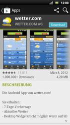 Sony Ericsson Xperia X10 - Apps - Herunterladen - Schritt 13