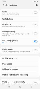 Samsung Galaxy A80 - WiFi - WiFi configuration - Step 5