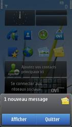 Nokia N8-00 - MMS - configuration automatique - Étape 5
