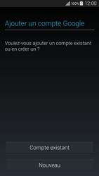Samsung A300FU Galaxy A3 - Applications - Créer un compte - Étape 4