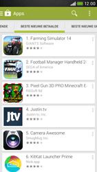 HTC Desire 601 - apps - app store gebruiken - stap 10