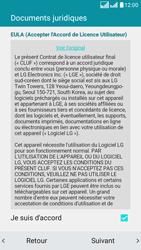 LG LG K8 - Premiers pas - Créer un compte - Étape 30