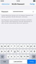 Apple iPhone 7 - Internet - Mobilen WLAN-Hotspot einrichten - 6 / 9