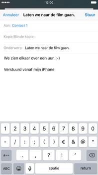 Apple iPhone 6s Plus - E-mail - Bericht met attachment versturen - Stap 8