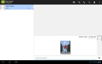 Asus Padfone - MMS - Erstellen und senden - Schritt 19