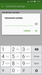 Samsung A510F Galaxy A5 (2016) - Voicemail - Manual configuration - Step 8