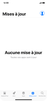 Apple iPhone X - Applications - Télécharger une application - Étape 7