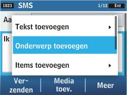Samsung C3500 Chat 350 - MMS - afbeeldingen verzenden - Stap 8