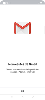 Oppo Find X2 Neo - E-mails - Ajouter ou modifier un compte e-mail - Étape 4