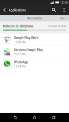HTC One M8 - Applications - Comment désinstaller une application - Étape 5