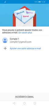 Huawei P Smart 2020 - E-mails - Ajouter ou modifier votre compte Gmail - Étape 12