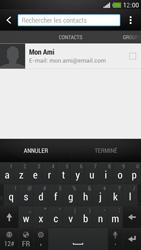 HTC One Mini - E-mail - envoyer un e-mail - Étape 5