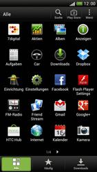HTC One S - Internet und Datenroaming - Verwenden des Internets - Schritt 3