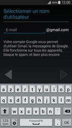 Samsung A300FU Galaxy A3 - Applications - Créer un compte - Étape 7