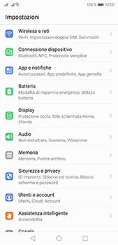 Huawei P20 Pro - WiFi - Attivare WiFi Calling - Fase 4
