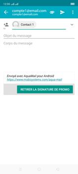 Oppo A9 2020 - E-mails - Envoyer un e-mail - Étape 12