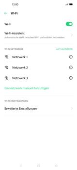 Oppo Find X2 Pro - WiFi - WiFi-Konfiguration - Schritt 6