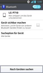 LG P710 Optimus L7 II - Bluetooth - Geräte koppeln - Schritt 8