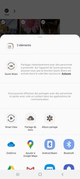 Samsung Galaxy S20 Ultra - Photos, vidéos, musique - Envoyer une photo via Bluetooth - Étape 11