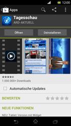 Sony Xperia T - Apps - Herunterladen - 0 / 0