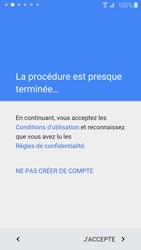 Samsung Galaxy S6 Edge - Premiers pas - Créer un compte - Étape 18
