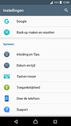 Sony Xperia X Performance (F8131) - Toestel - Software updaten - Stap 5
