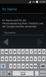Samsung G318H Galaxy Trend 2 Lite - Apps - Konto anlegen und einrichten - Schritt 5