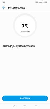 Huawei P Smart Plus - software - update installeren zonder pc - stap 6