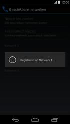 LG D821 Google Nexus 5 - Netwerk - Handmatig netwerk selecteren - Stap 12