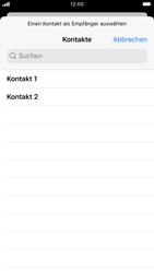 Apple iPhone 8 - iOS 13 - E-Mail - E-Mail versenden - Schritt 5
