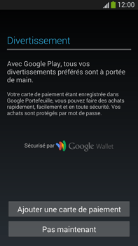 Samsung Galaxy Note 3 - Applications - Créer un compte - Étape 18