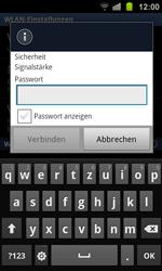 Samsung I8160 Galaxy Ace 2 - WLAN - Manuelle Konfiguration - Schritt 8