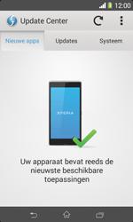 Sony D2005 Xperia E1 - software - update installeren zonder pc - stap 6